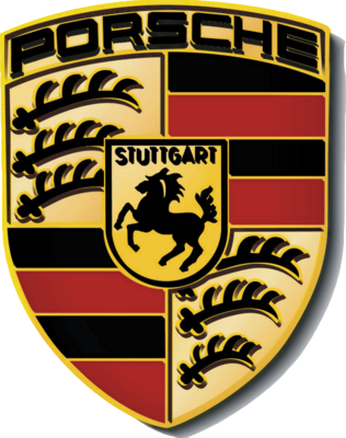 Porsche logo #792 - Free Transparent PNG Logos