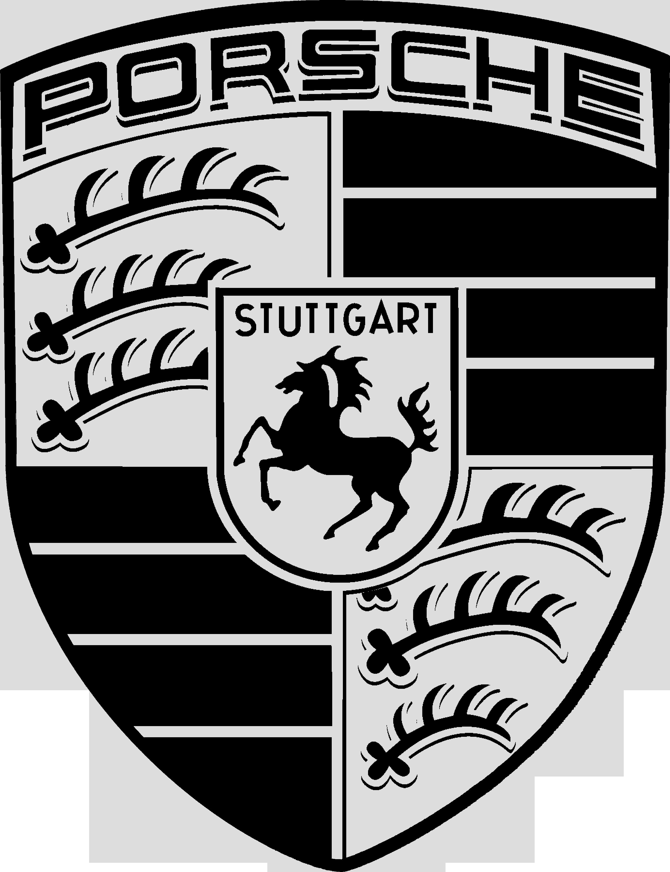 porsche logo #801