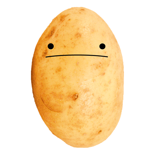 potato clipart transparent pencil and color potato #18193