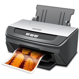 printer icon reality icons softiconsm #22076
