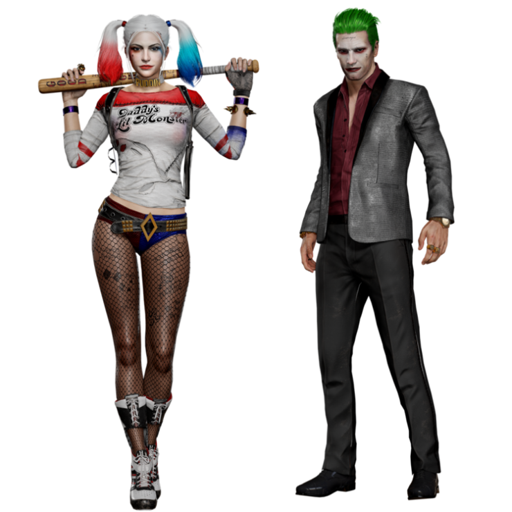 new xbox pubg update rolled out adds joker harley #10215