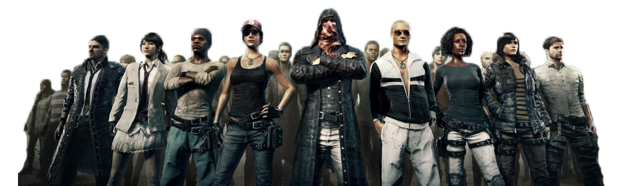 pubg character png #10221