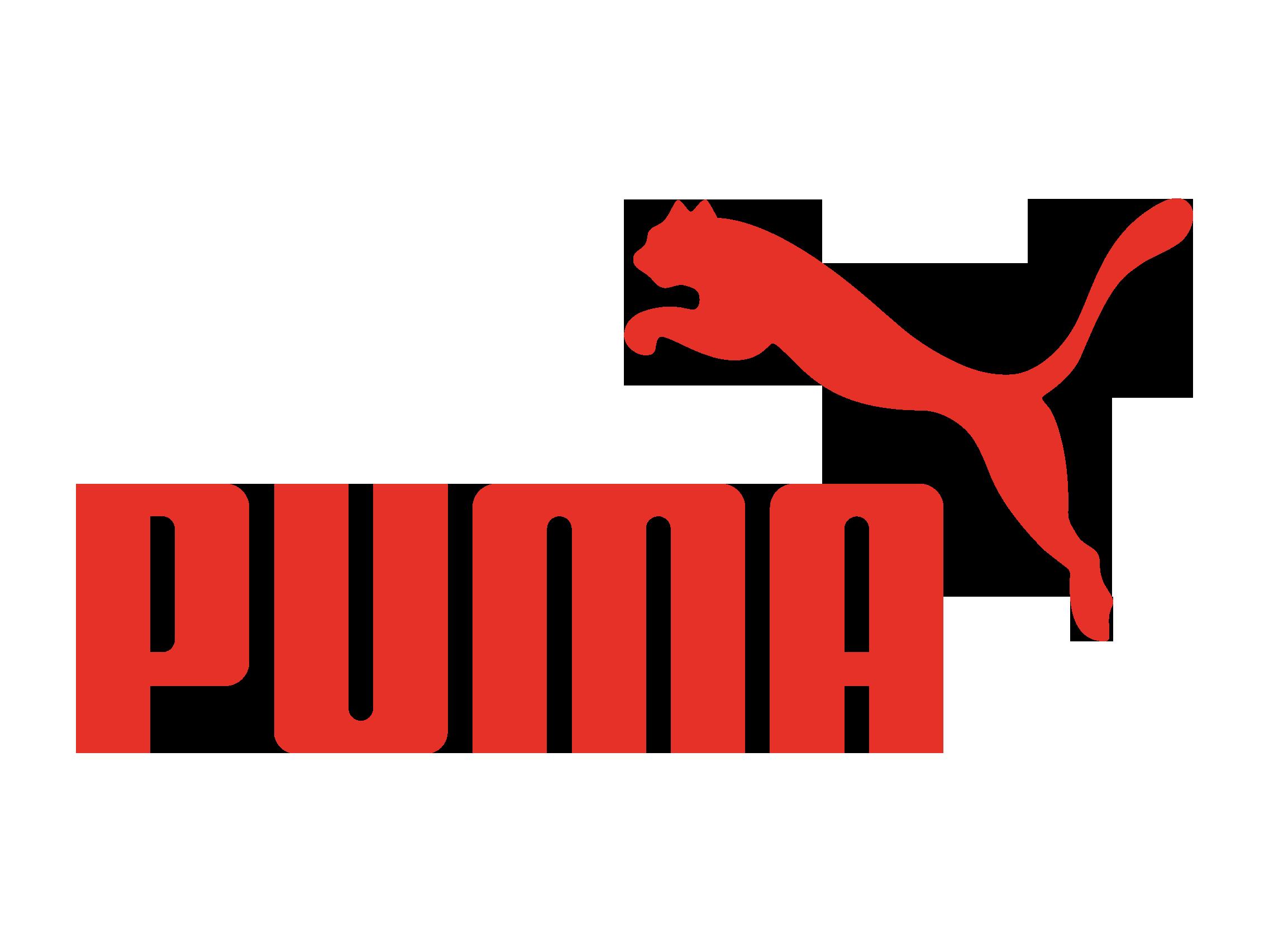 puma red logo png #1143