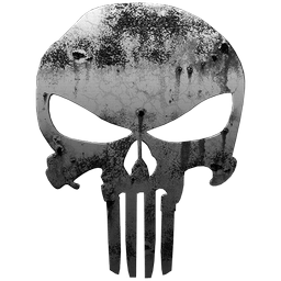 punisher png logo symbol #3589