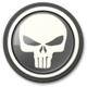 brand punisher png logo #3604