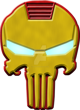 gold punishers kull png logo #3613