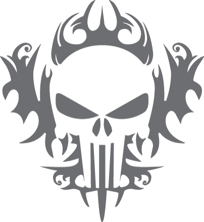 latest phones punisher png logo #3597