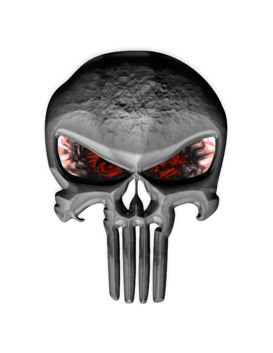 punisher music png logo #3606