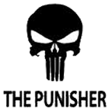the punisher dark png logo #3601