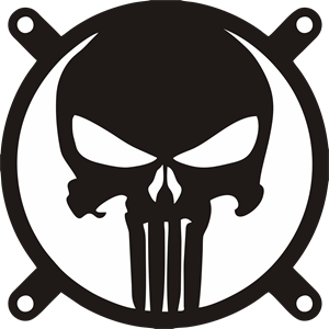 the punisher png logo #3586