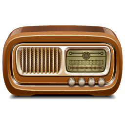 radio icons tag icon ninja #21264