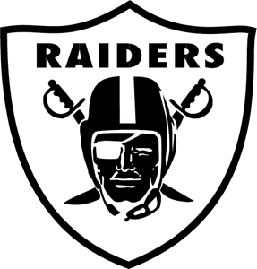 raiders logo vectors download