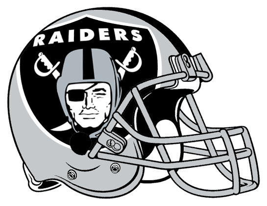oakland raiders logos png clipart #5042