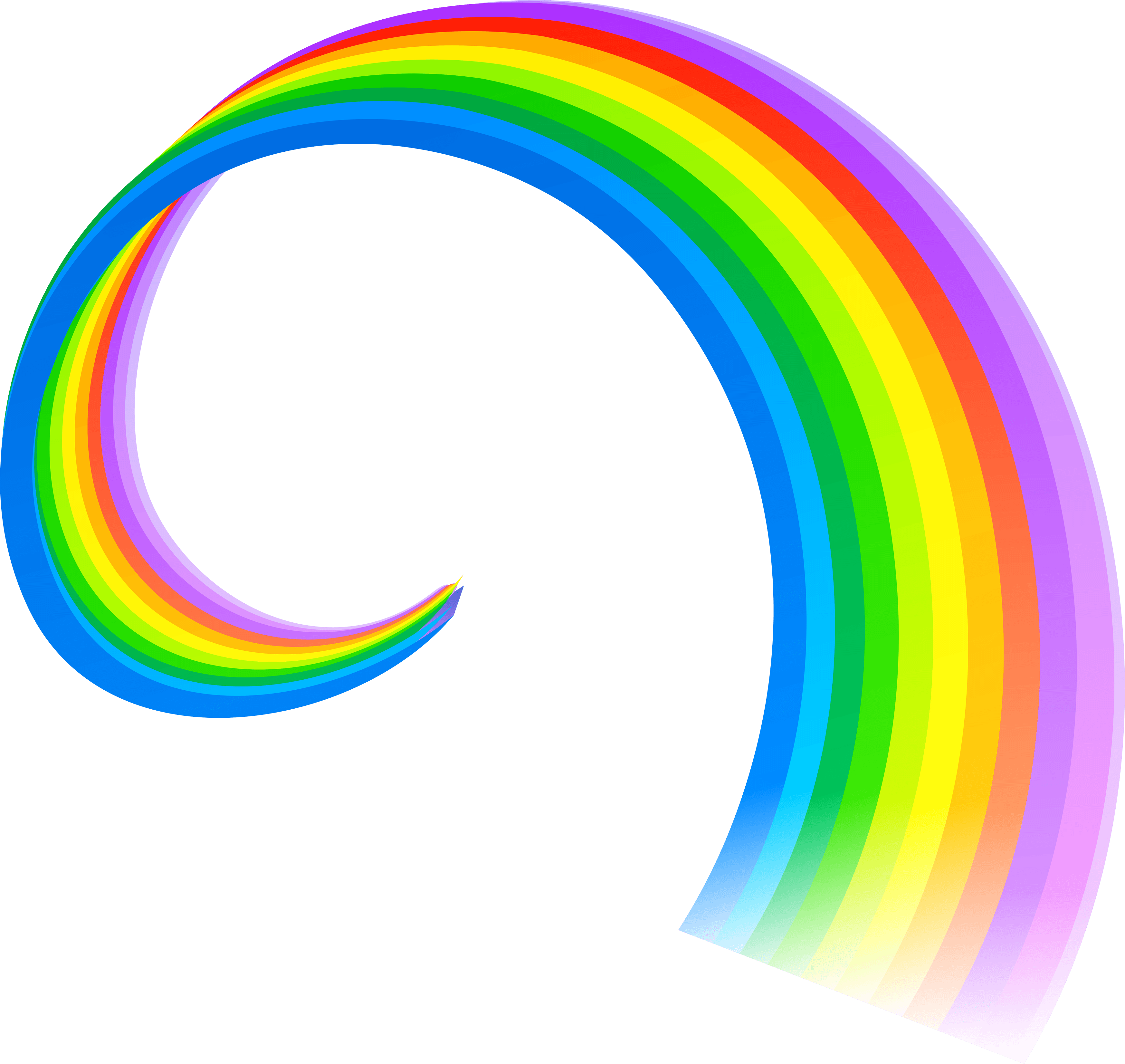 download rainbow png image png image pngimg #12554