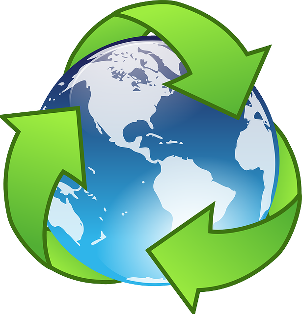 recycle green earth vector graphic pixabay