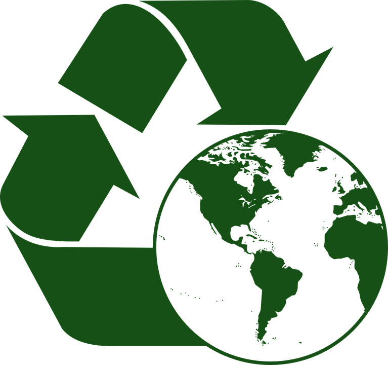 recycle, vector graphic recycling environment green 20489