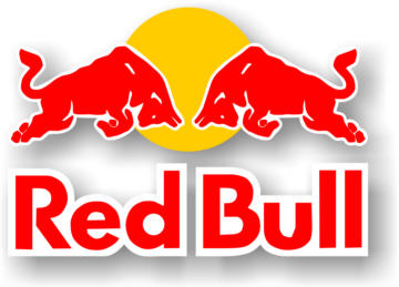 all red bull png logos #2837