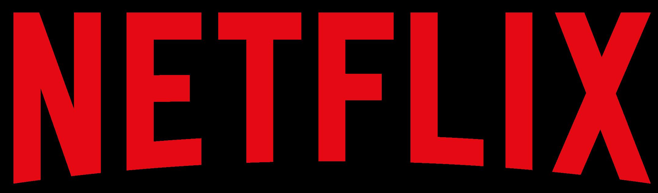 red netflix logo text png #2564