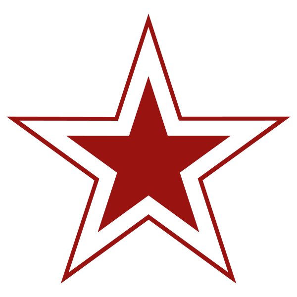 red star, introduction #19092