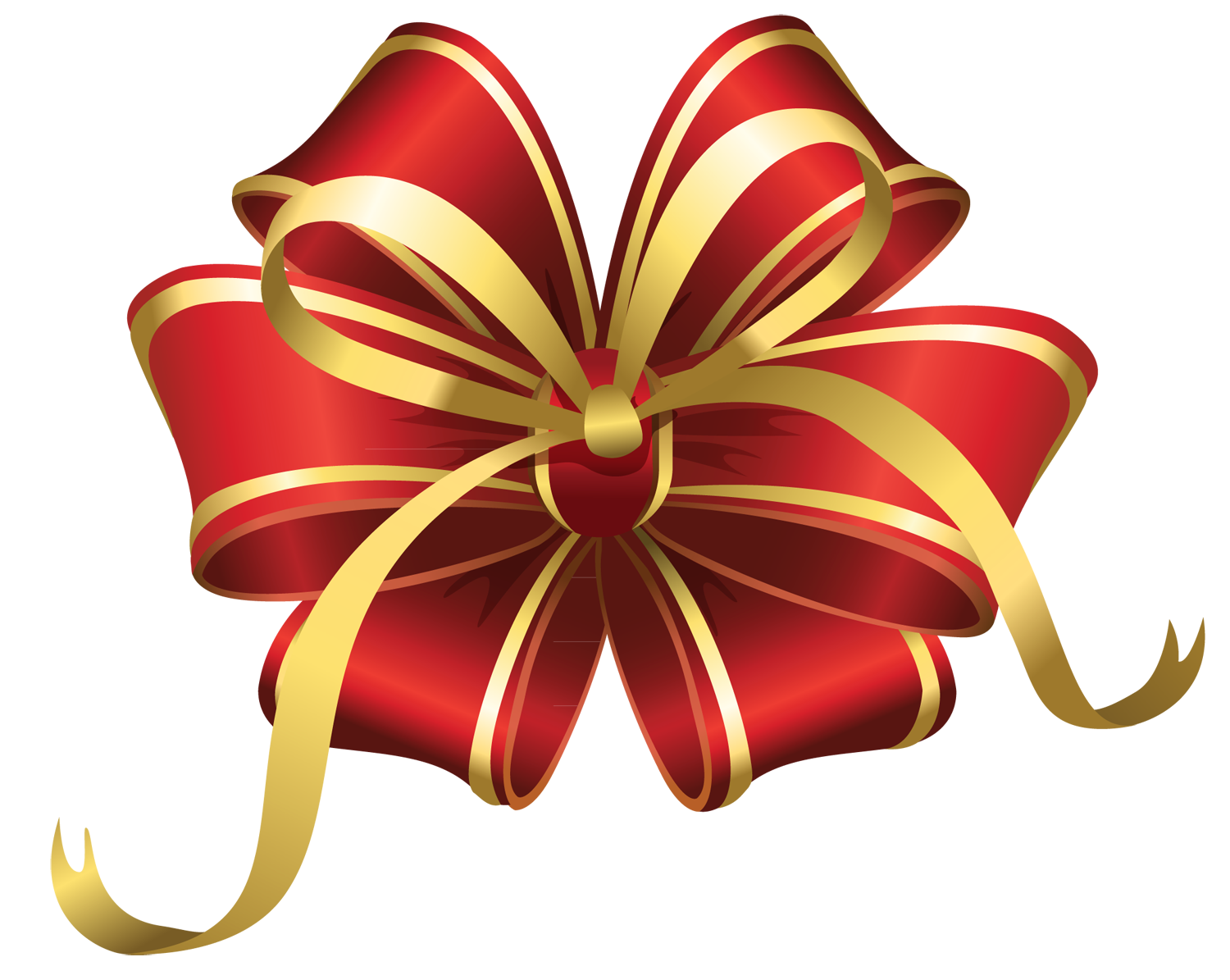 christmas ribbon png transparent images download #10306