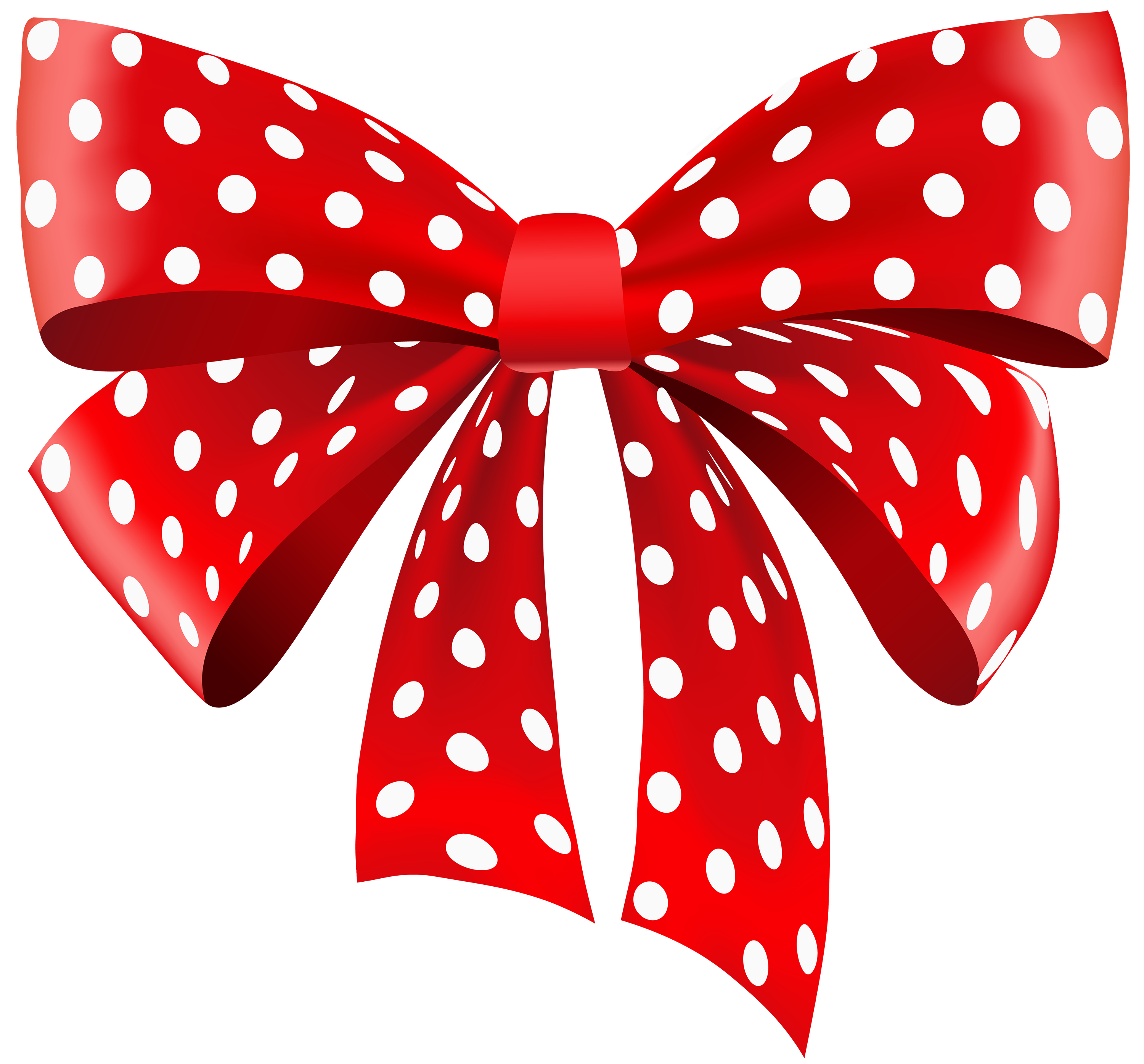 red dotted ribbon png clipart best web clipart #10339