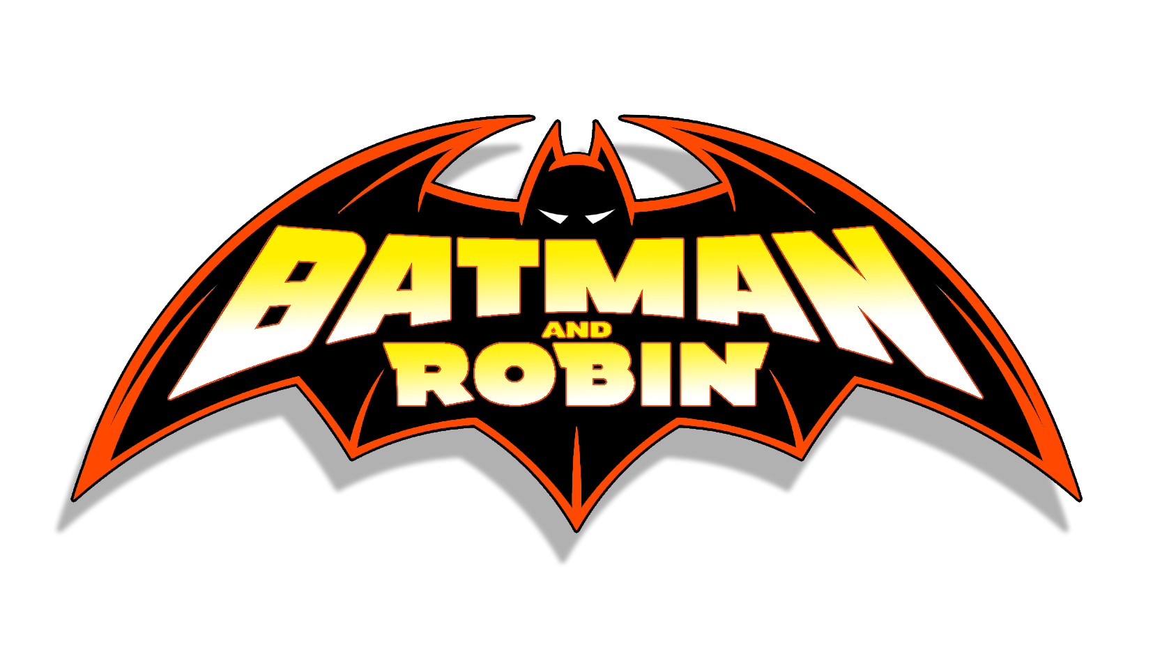 brand batman and robin png logo #4951