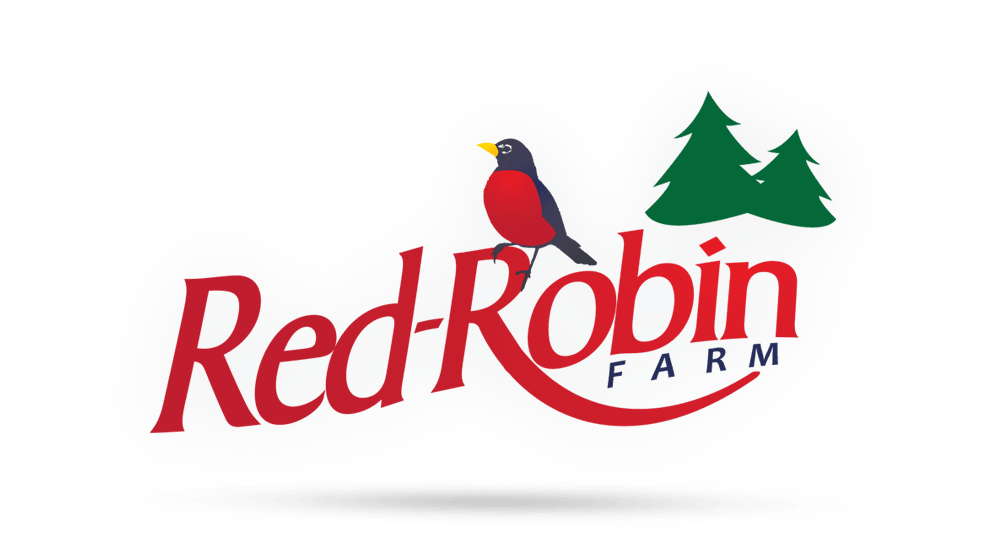 red robin farm png logo #4960