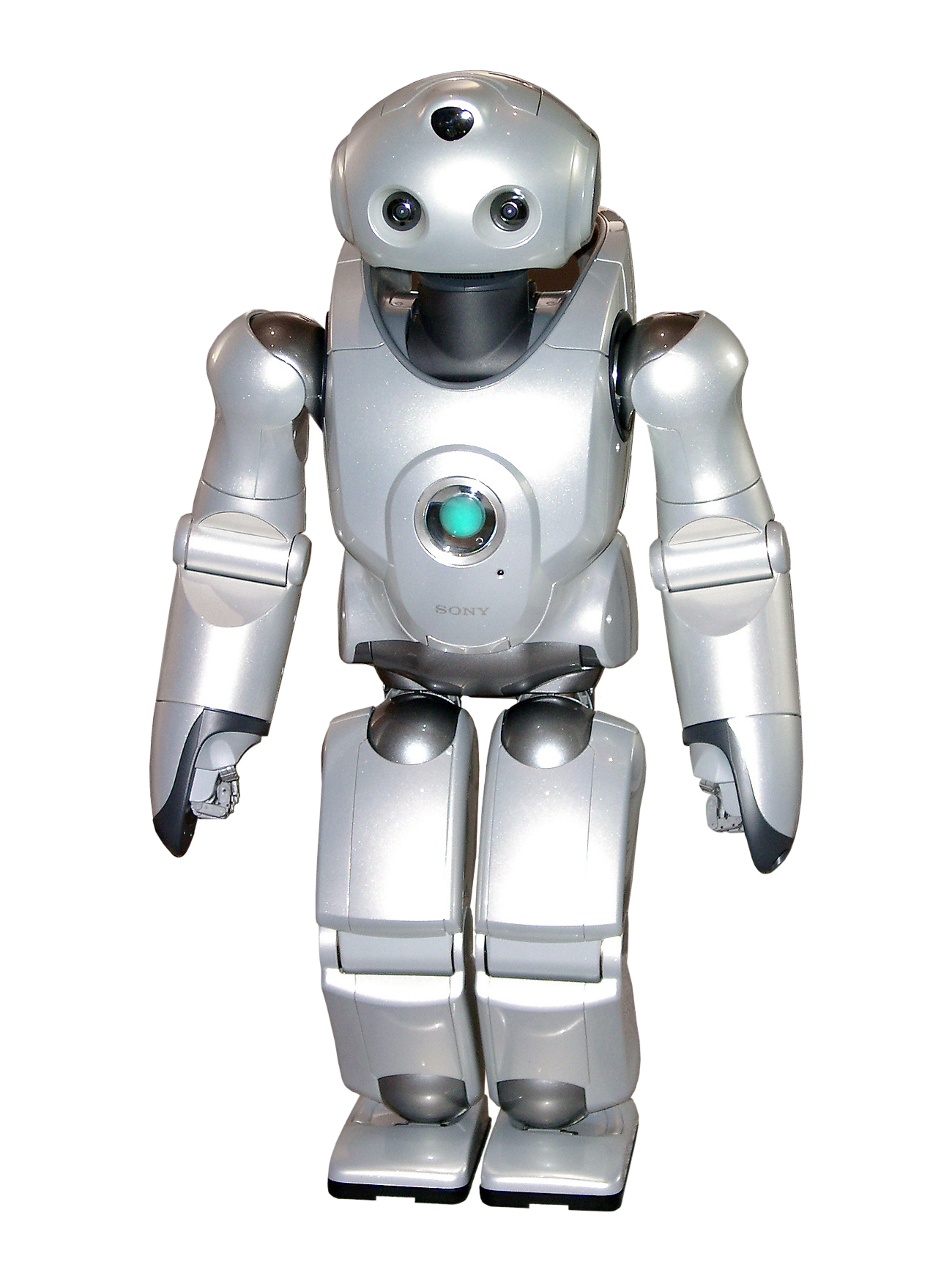 file sony qrio robot wikimedia commons #18828