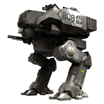 war robot, walking tank tropes #20698