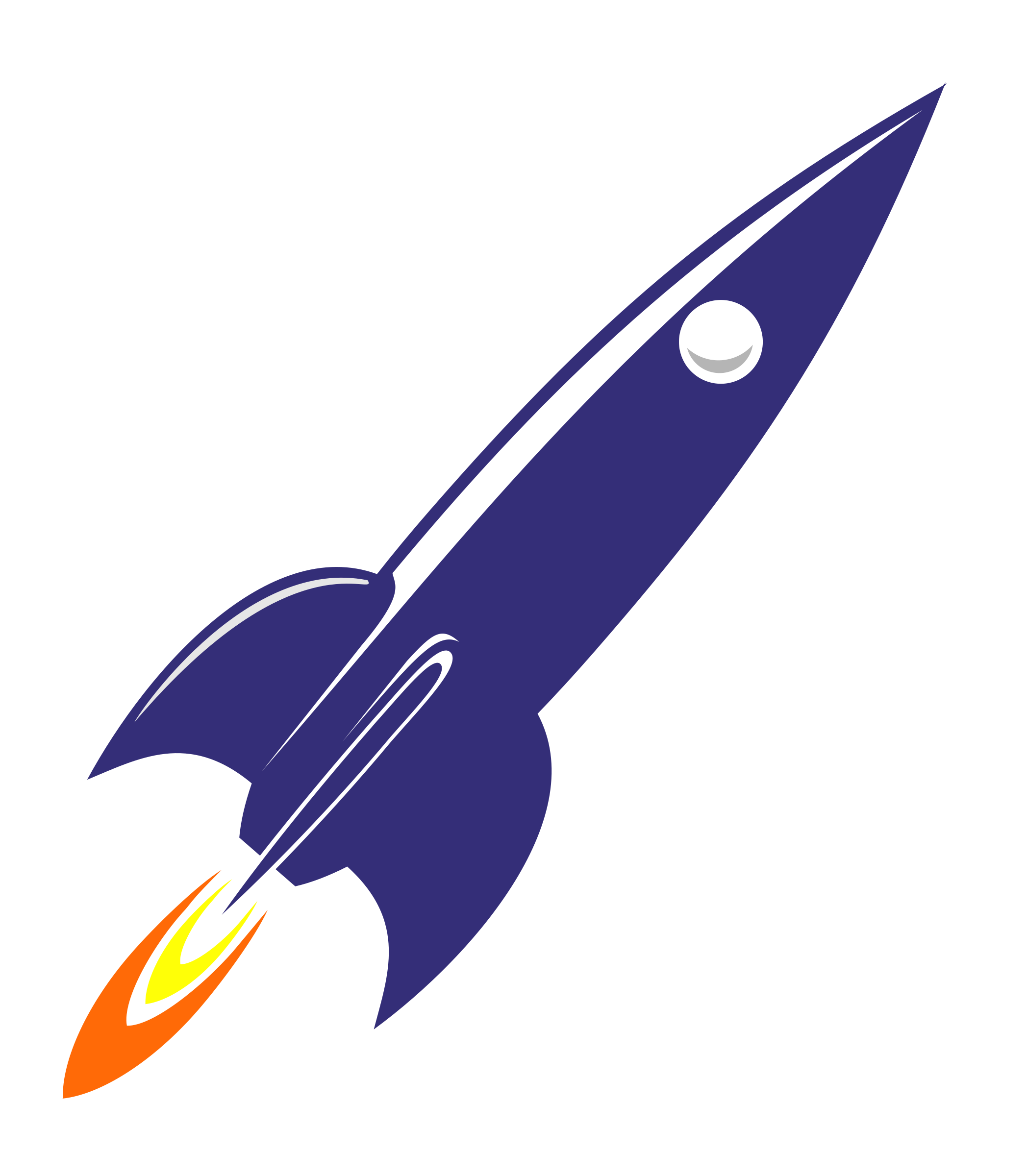 blue rocket png icons and png backgrounds #19701