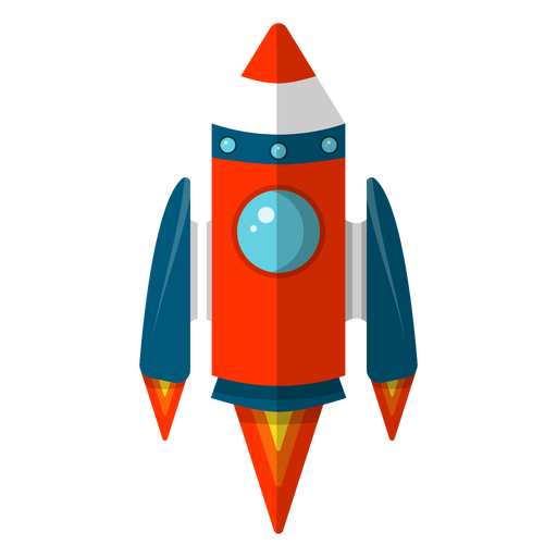 space rocket clipart transparent png svg vector #19695