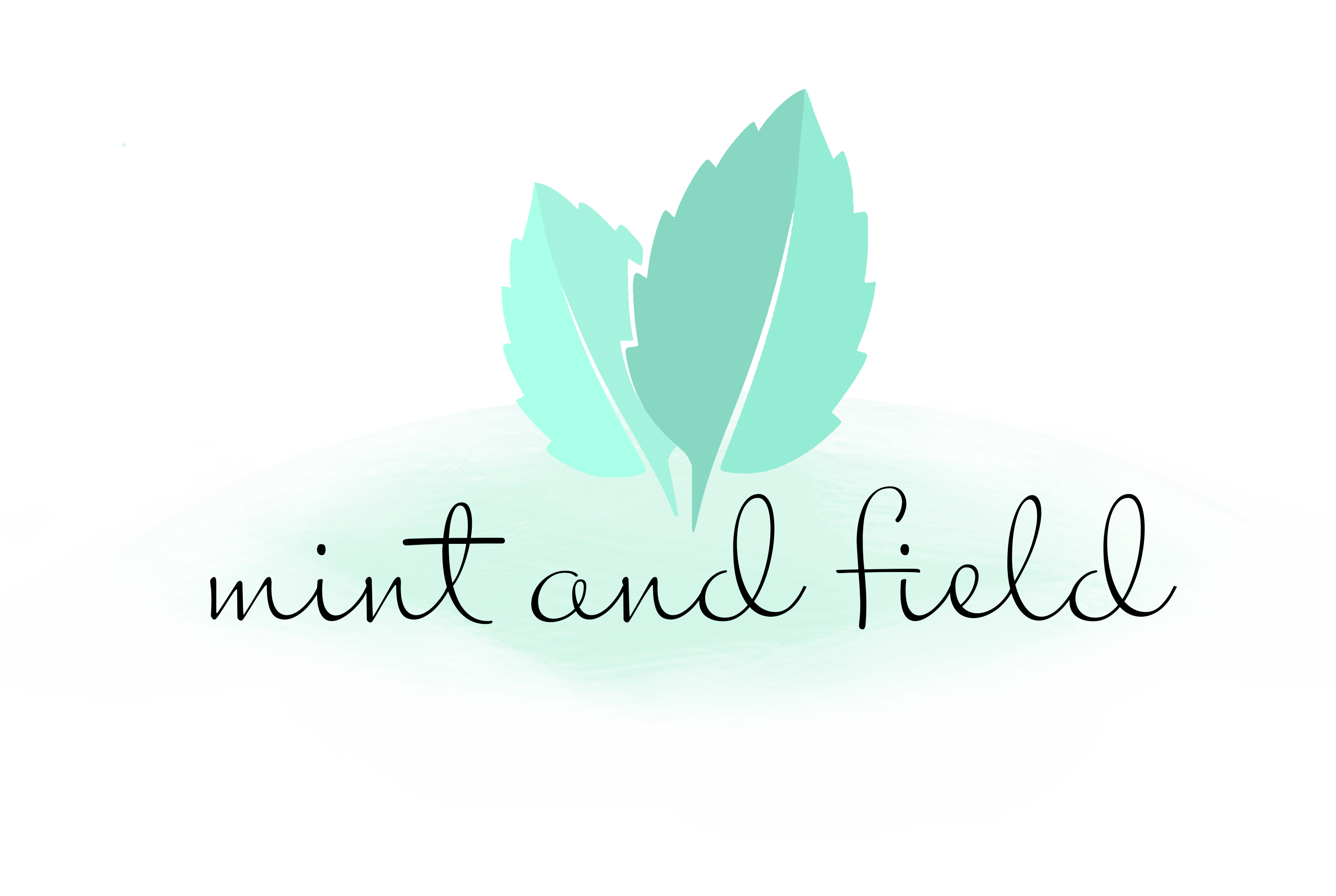 mint and field, rodan and fields png logo #5660