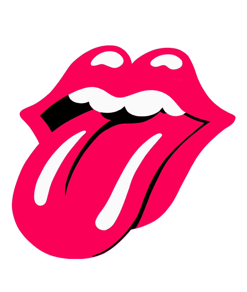 rolling stones lip png logo #3425