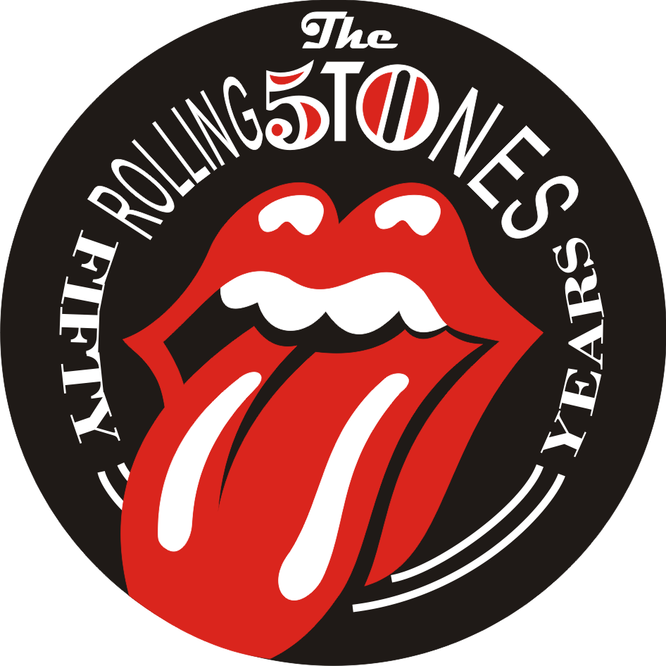 the rolling stones best songs png logo #3427