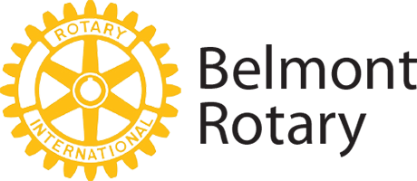 belmont rotary club png logo 4021