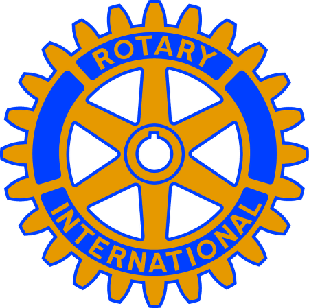 rotary international art png logo #4012