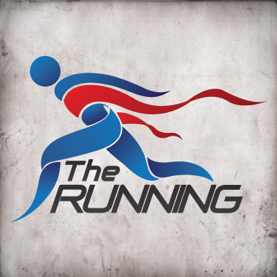 running logo, run walk bike multiple all greenway routes #27303