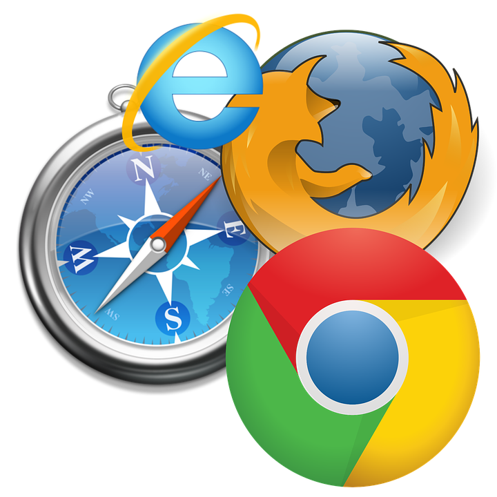 safari, internet explorer, chrome, mozilla firefox browser logo #39695