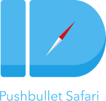 logo fancypixel pushbullet safari #39686