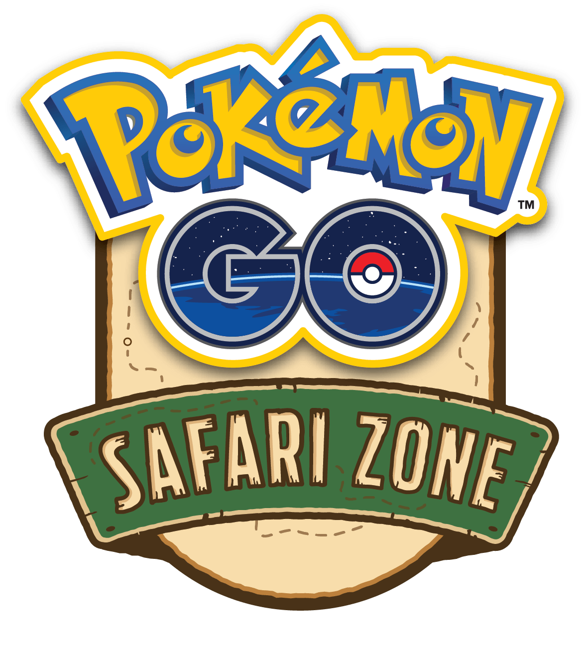 pokemon safari zone free logo #39682