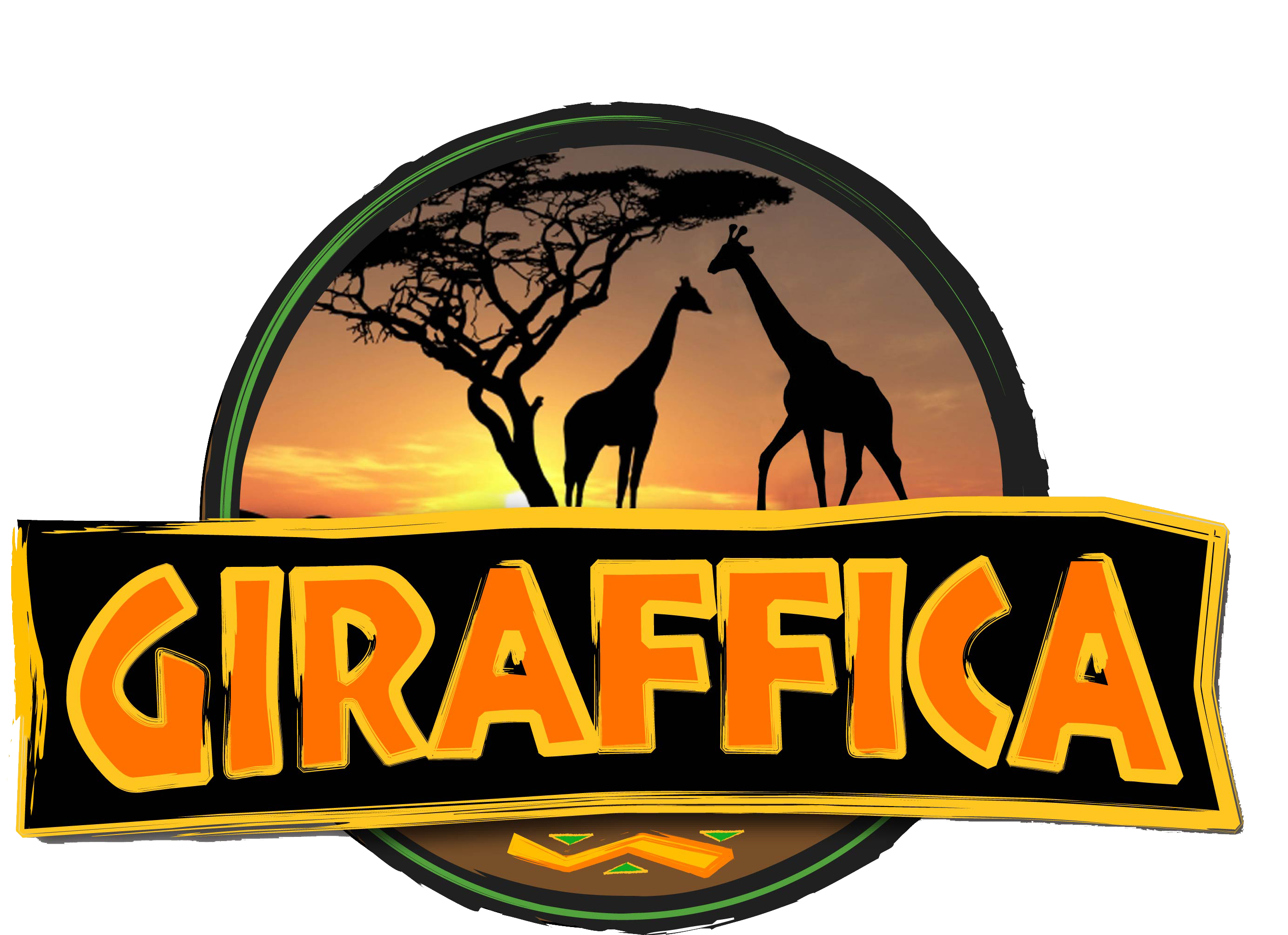 safari graffica logo #39675