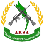 arakan rohingya salvation army png logo #5170