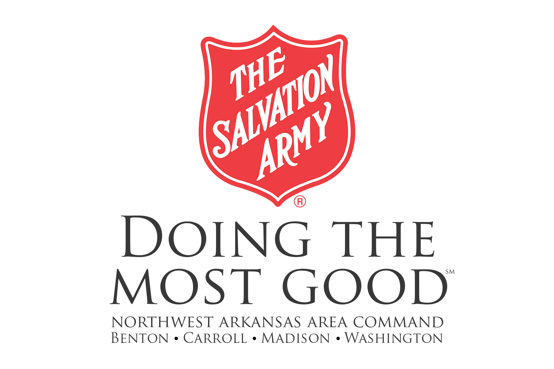 emblem the salvation army of doing the most good png logo #5167