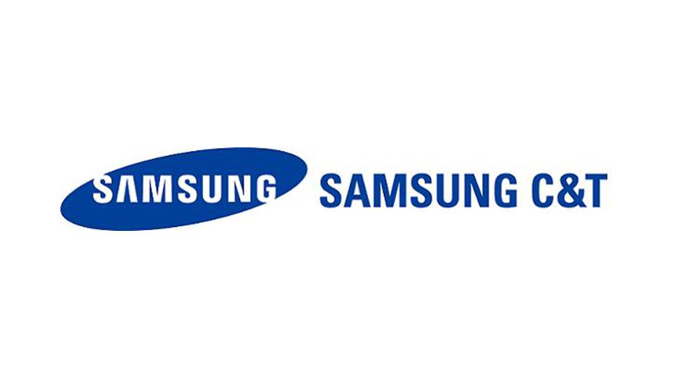 Samsung C&T logo png
