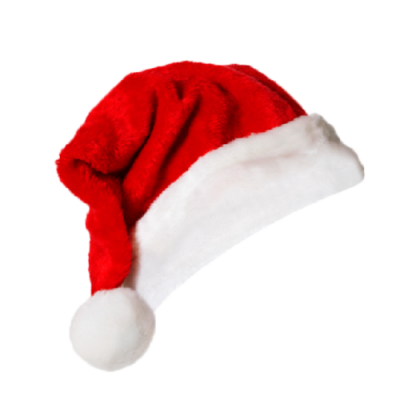 download santa hat png transparent image and clipart #17226