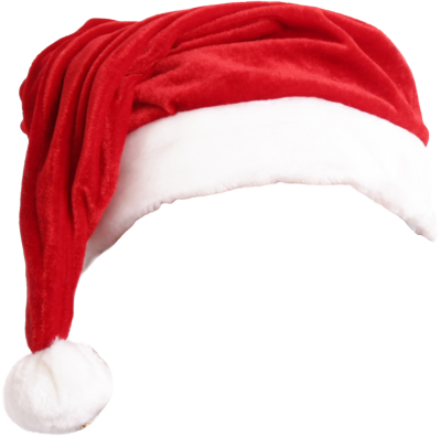 Christmas Hat Transparent Clipart.Santa Hat Transparent Png Christmas Santa Claus Hat