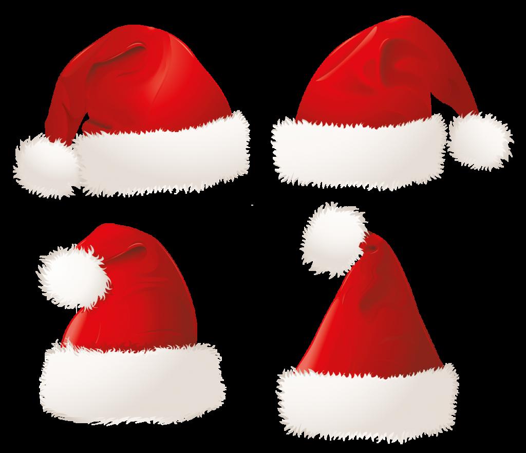 Christmas Hat Clipart Free.Santa Hat Transparent Png Christmas Santa Claus Hat