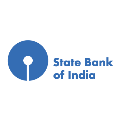 state bank india logo vector #33208