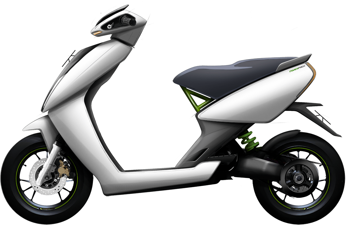 people are surprised this cool new electric scooter #37133