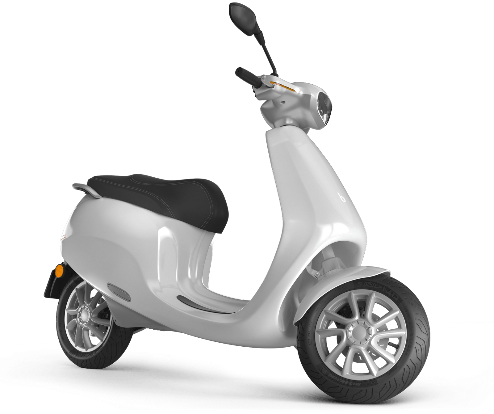 the appscooter basically tech loaded two wheel tesla #37111